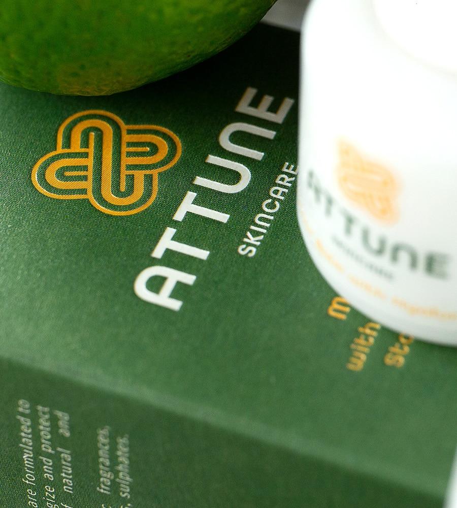 Design Ambalaj Cosmetice ATTUNE