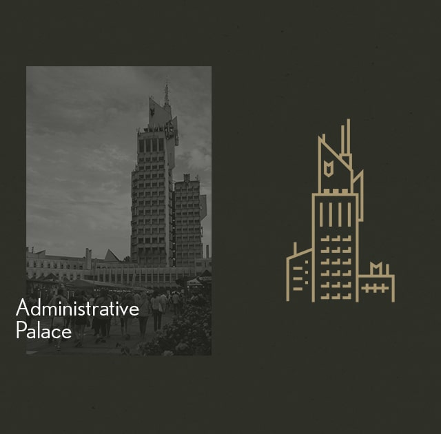 Icon Palatul Administrativ Satu Mare